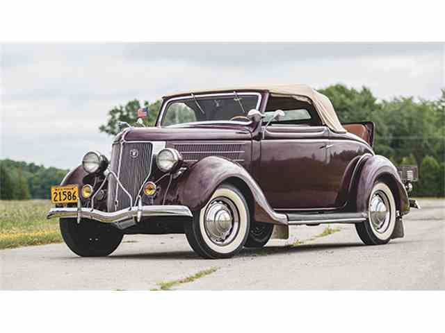 1936 Ford Deluxe | 966247
