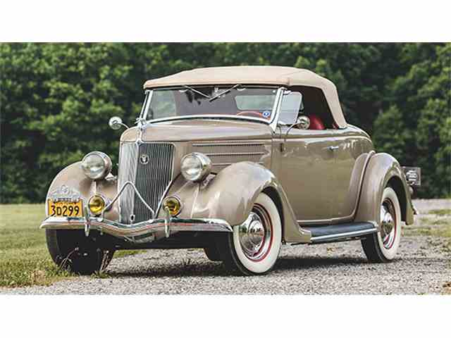 1936 Ford Deluxe | 966248