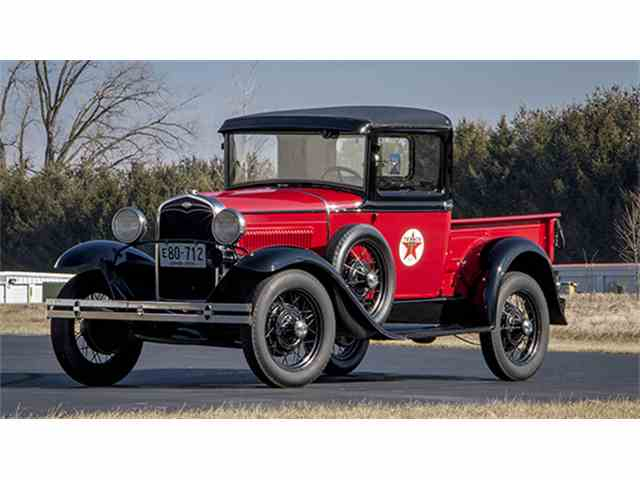 1931 Ford Model A Closed Cab Pickup | 966251