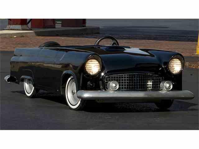 1956 Power Car Co. Thunderbird Jr. Electric Kid Car | 966257