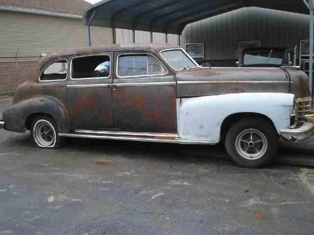 1948 Cadillac Limousine | 966260