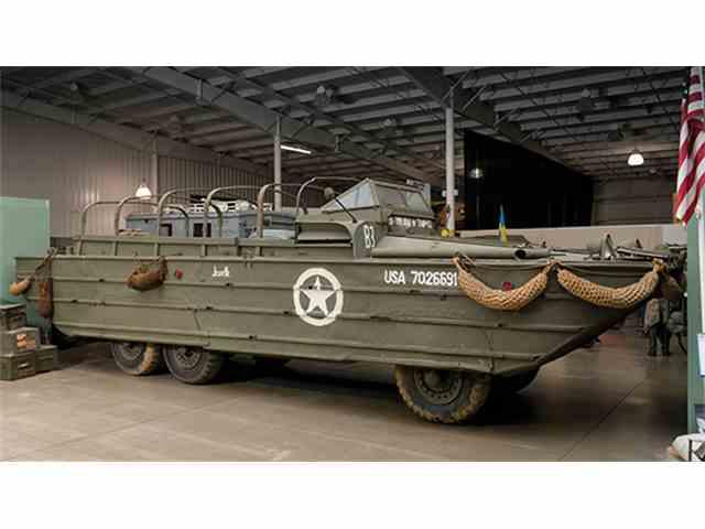 1942 GMC DUKW353 Amphibious | 966262