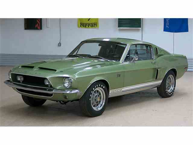 1968 Ford Mustang | 966263