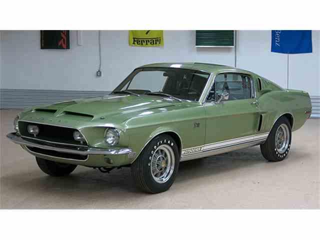 1968 Shelby Mustang GT 500KR Fastback | 966263