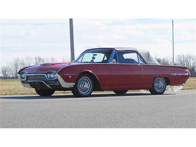 1962 Ford Thunderbird Sports Roadster | 966264