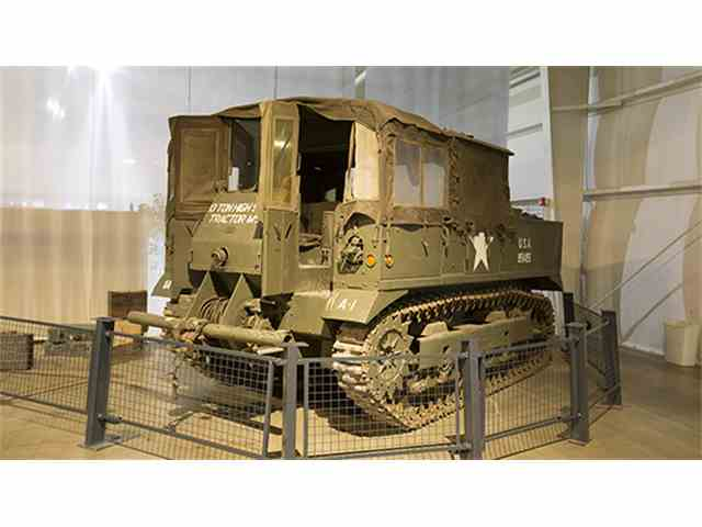 1942 International Harvester M5 13-Ton High Speed Tractor | 966269