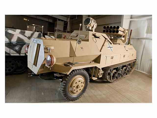 1943 Opel Maultier Panzer-Werfer 42 | 966272