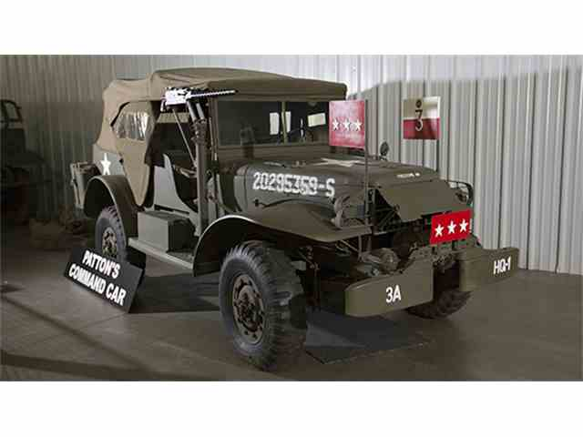 1942 Dodge WC57 3/4 Ton, 4x4 Command Car - Modified | 966273
