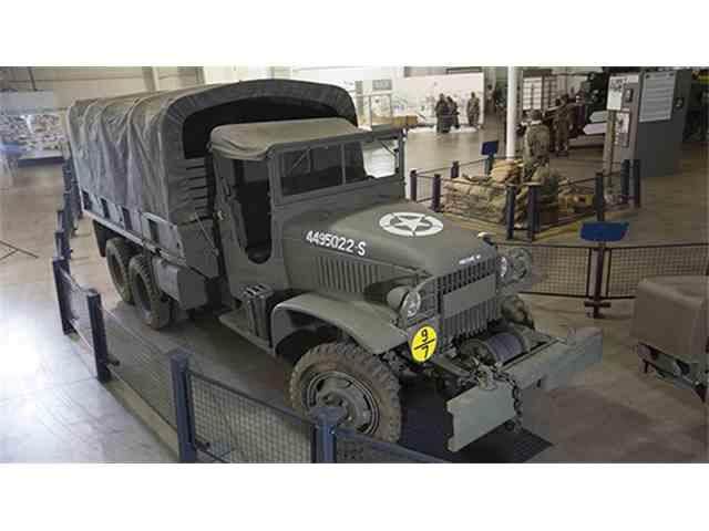 "1944 GMC CCKW - 353 ""Jimmy"" Truck, 2-1/2 Ton 6x6, Cargo | 966277"