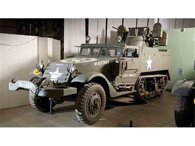 1944 White M16 Half Track | 966280