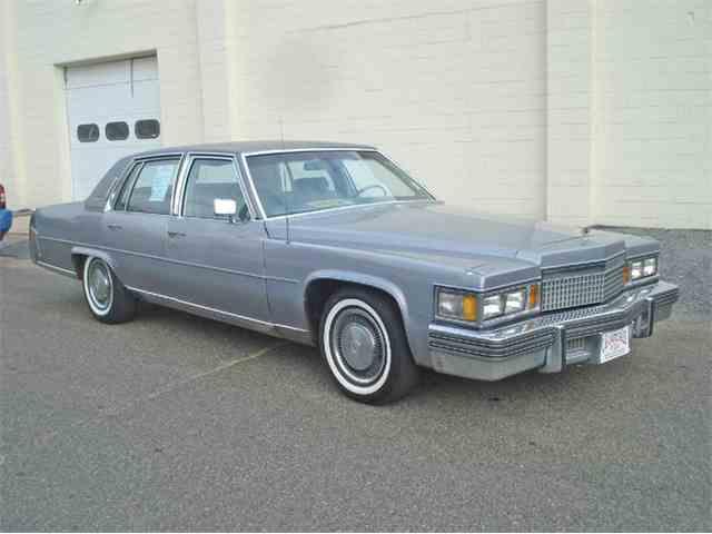 1979 Cadillac Brougham | 966285