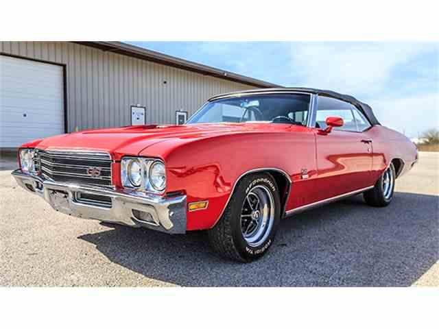 1971 Buick GS Convertible | 966289