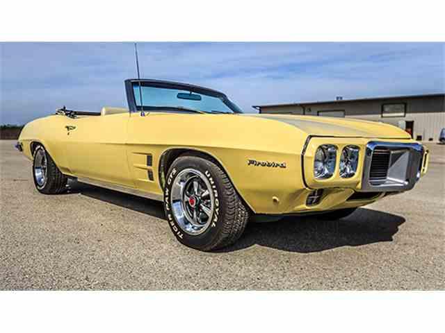 1969 Pontiac Firebird | 966291