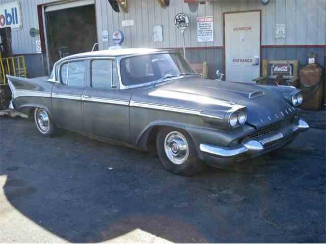 1958 Packard Packard   966293