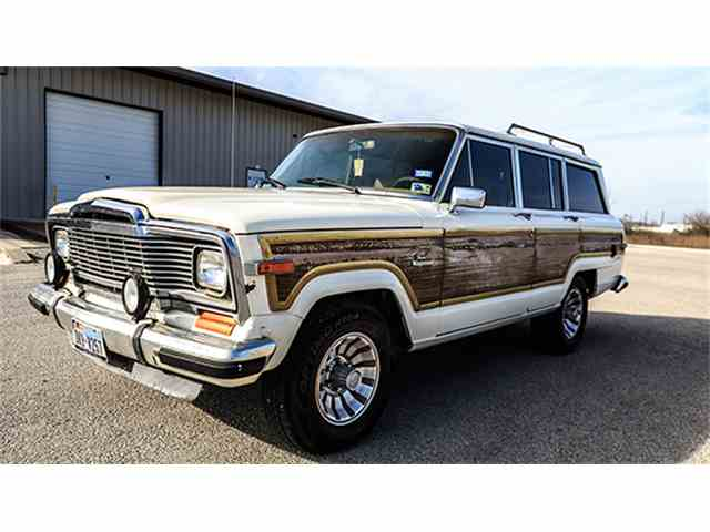 1985 Jeep Wagoneer | 966296