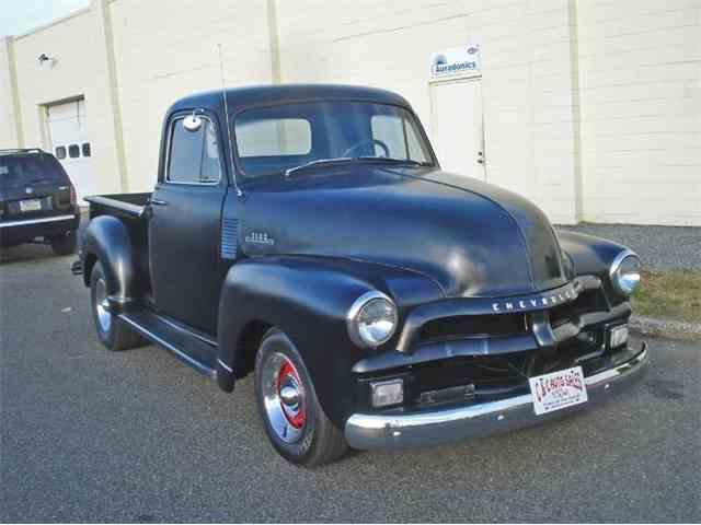 1954 Chevrolet 3100 | 966303