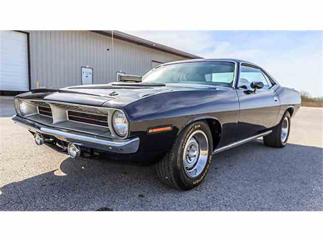 1970 Plymouth Hemi `Cuda Two-Door Hardtop | 966304