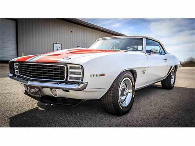 1969 Chevrolet Camaro Pace Car Convertible | 966306