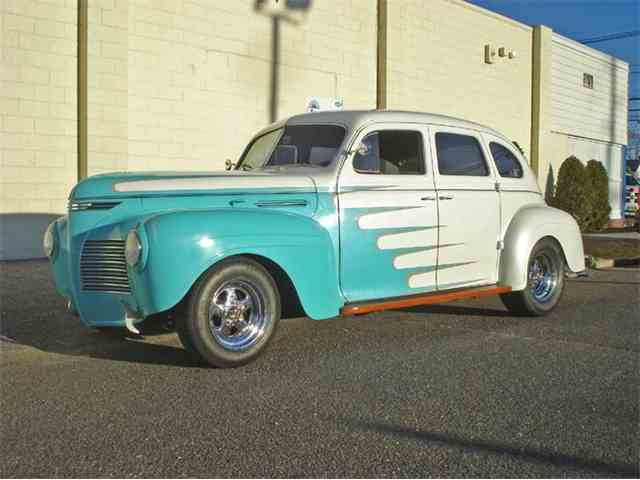 1939 Plymouth Hot Rod | 966308