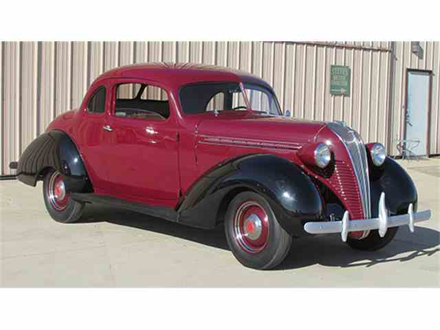 1937 Hudson Terrplane Custom 6 Utility Coupe | 966311
