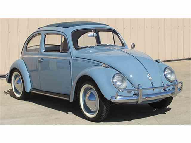 1959 Volkswagen Beetle Sunroof Coupe | 966312
