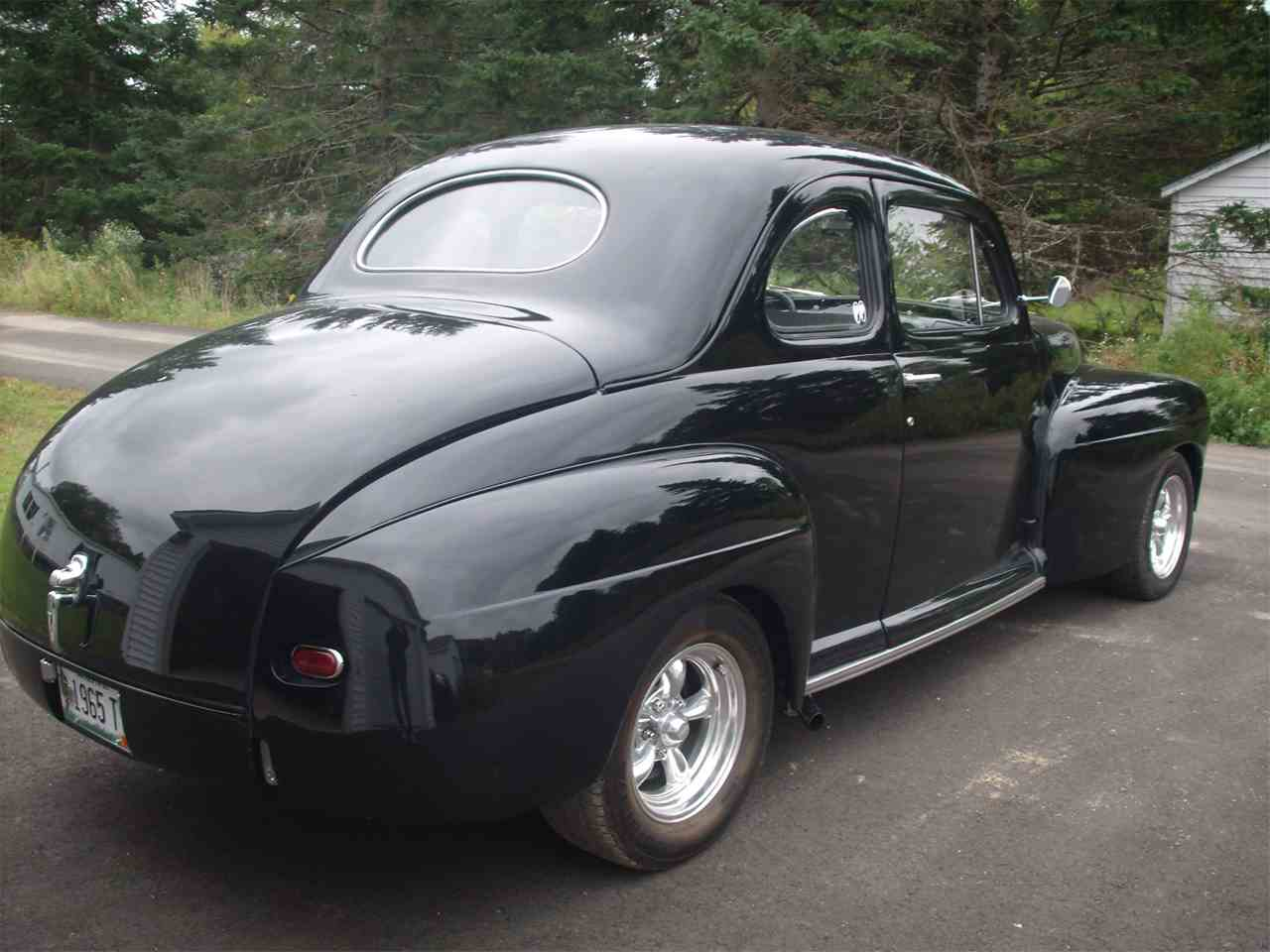 1946 Mercury Coupe For Sale Cc 966320