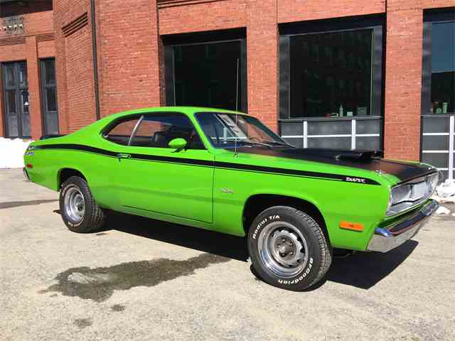 1972 Plymouth Duster 340 | 966323