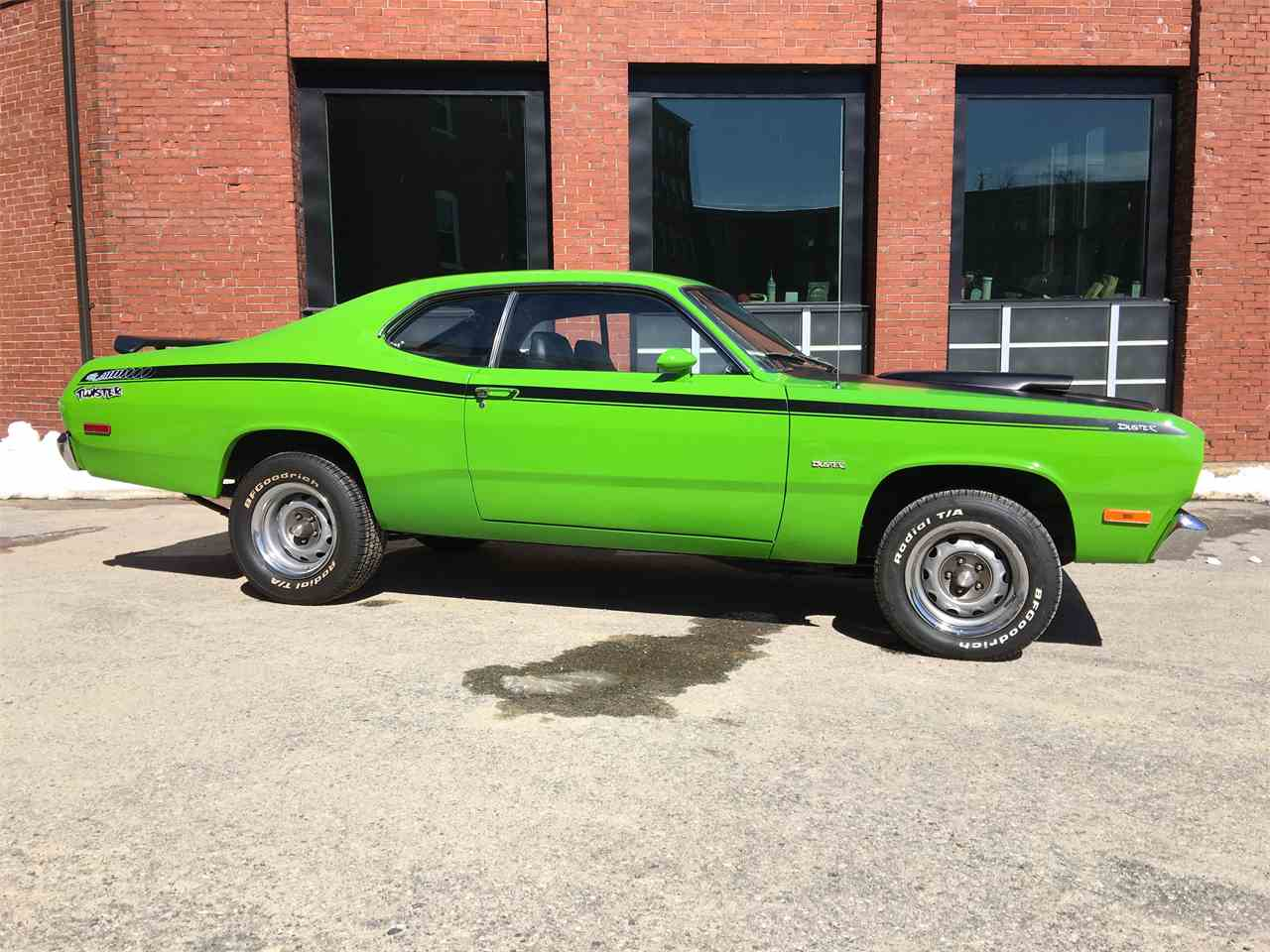 1972 Plymouth Duster Classic Muscle Car For Sale In Mi: 1972 Plymouth Duster 340 For Sale
