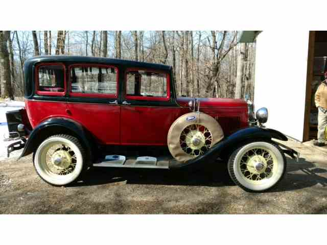 1931 Ford Model A | 966343