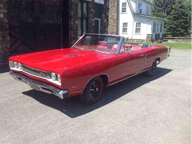 1969 Dodge Coronet | 966380