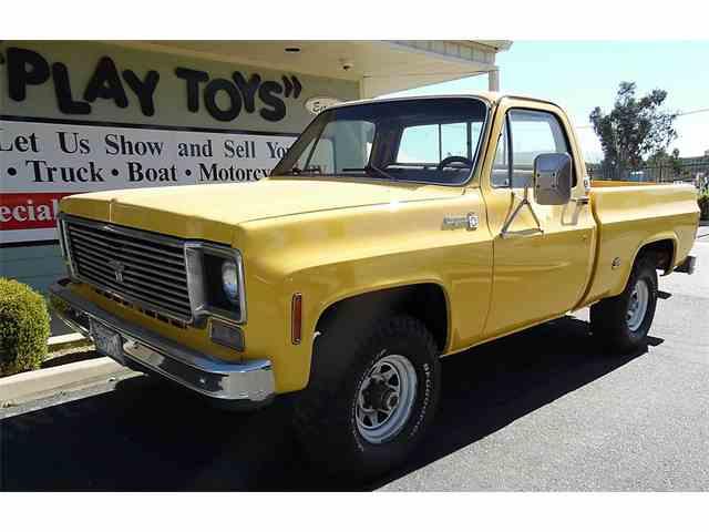 1978 Chevrolet Cheyenne 10 4X4 | 966382
