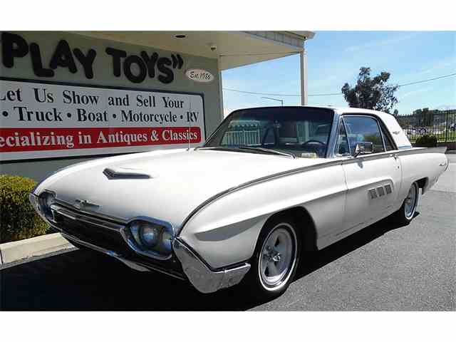 1963 Ford Thunderbird | 966386