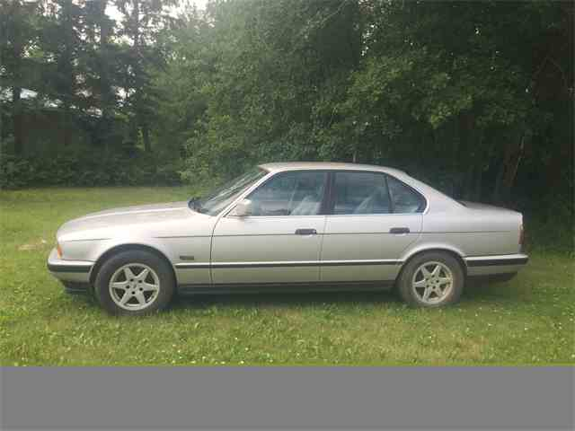 Classic BMW 5 Series for Sale on ClassicCarscom  19 Available