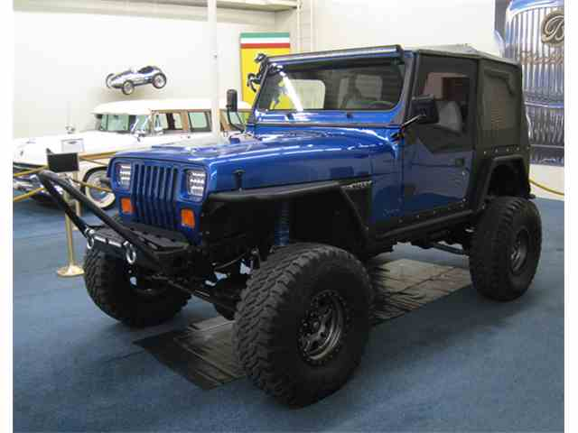 1988 AMC Jeep CJ | 966392
