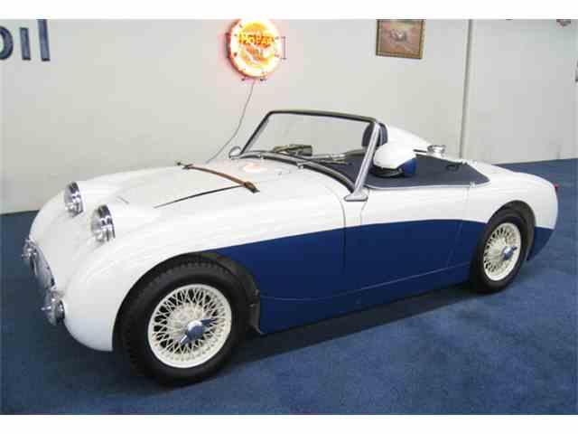 1960 Austin-Healey Sprite | 966394