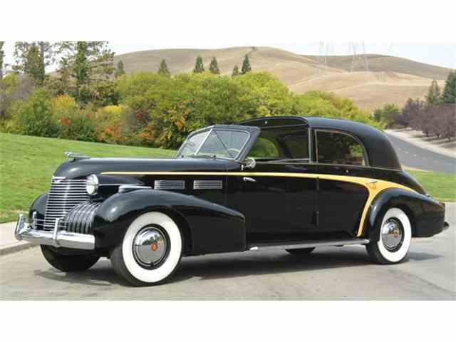 1940 Cadillac Series 75 | 966396