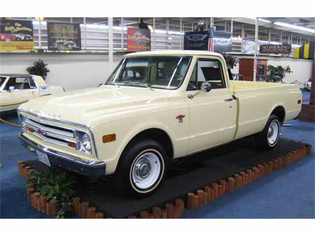 1968 Chevrolet C/K 10 | 966399