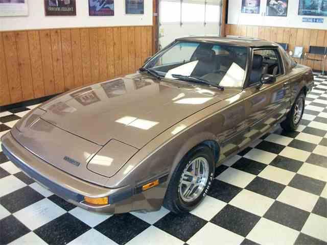 1985 Mazda RX-7 | 960064