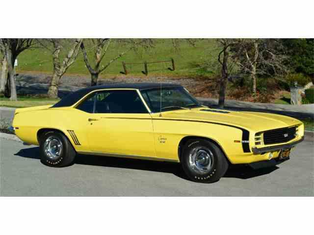 1969 Chevrolet Camaro | 966400