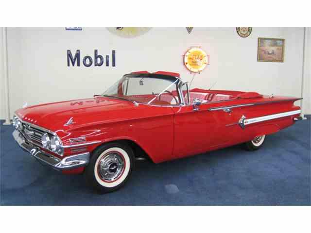 1960 Chevrolet Impala | 966402