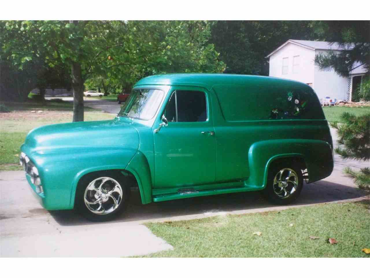 1954 to 1956 Ford Panel Truck for Sale on ClassicCars.com - 3 ...