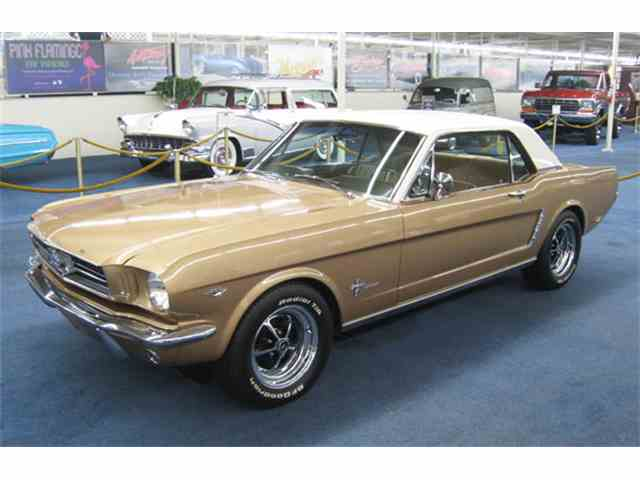 1965 Ford Mustang | 966411