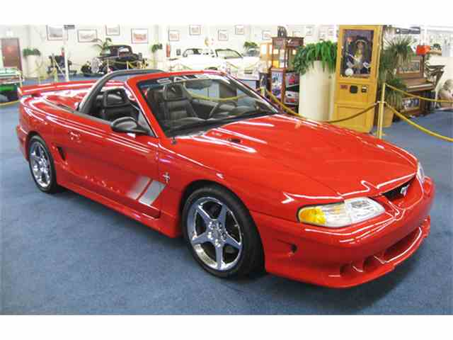 1996 Ford Mustang (Saleen) | 966412