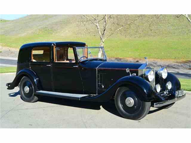 1930 Rolls-Royce Phantom II | 966416