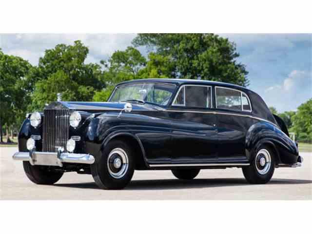 1954 Rolls-Royce Silver Wraith | 966417