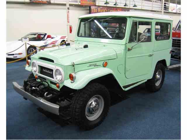 1968 Toyota Land Cruiser FJ | 966419
