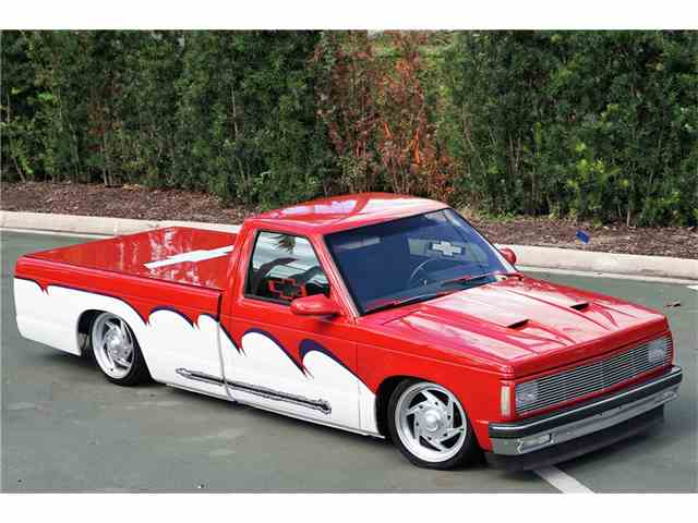 1991 Chevrolet S10 | 966433