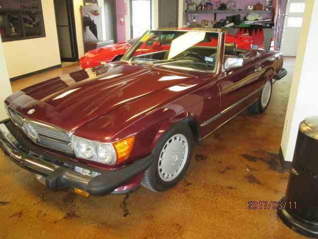 1986 Mercedes-Benz 560SL | 966434