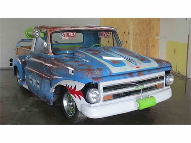 1966 Chevrolet Rat Rod Step Side Pickup | 966439
