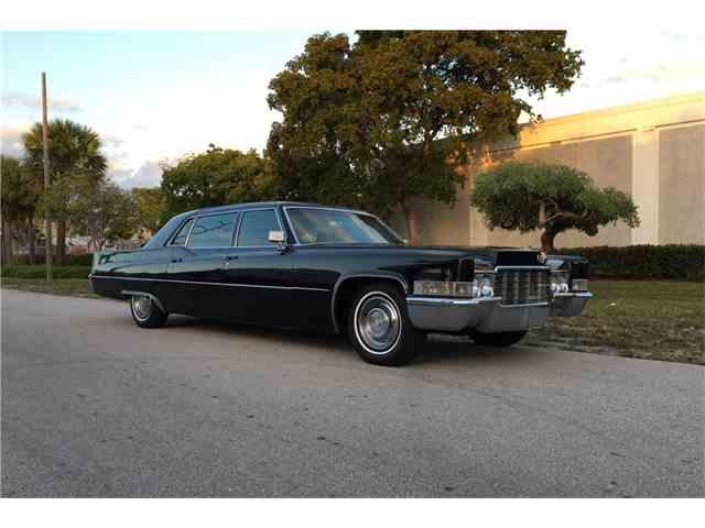 1969 Cadillac Fleetwood | 966442